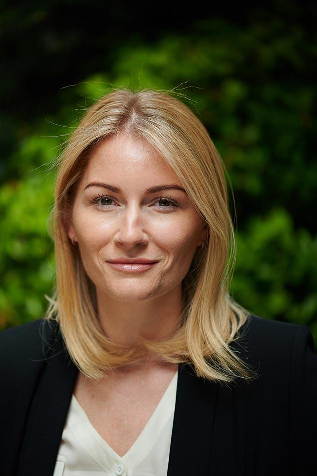 Samantha Tipples, psychotherapist in London